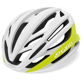 Giro Syntax - Casque de vélo - blanc